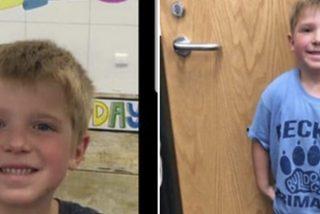 Encuentran a este niño desaparecido gracias a un dron con cámara térmica