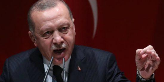 """Erdogan tira a la basura la carta de Trump en la que el presidente de EE.UU. le advierte que """"no sea tonto"""""""