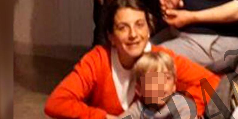 Esta es Ana María: el juez iba a notificarle que perdía la custodia de su hijo y lo asesinó el mismo día