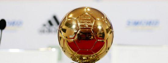 Esta es la lista de los nominados al Balón de Oro 2019