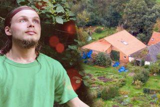 Este es el chico que denunció que su familia vivió nueve años encerrada en una casa por el fin del mundo