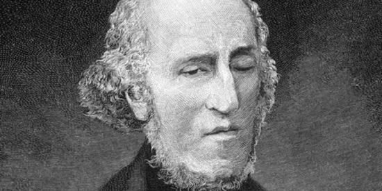 Este es el físico belga que estudió las ilusiones ópticas que inspira el doodle de Google; Joseph Antoine Ferdinand Plateau