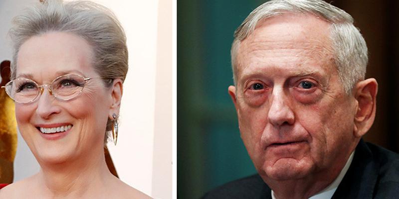 """Este ex jefe del Pentágono responde con ironía a los ataques de Trump: """"Soy la Meryl Streep de los generales"""""""