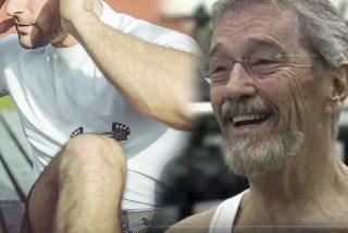Este hombre hace 1.000 abdominales en media hora por su 70 cumpleaños