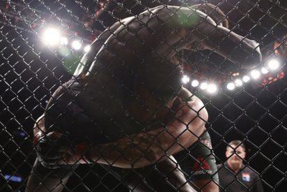 Este luchador estadounidense de MMA noquea así a los 29 segundos a su invicto rival ruso
