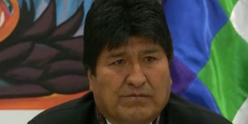 """El gobierno de López Obrador confirmó que concede asilo a Evo Morales: """"Su vida corre riesgo"""""""