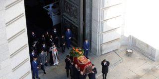 Lo que no se vio de la exhumación y el traslado de los restos de Franco