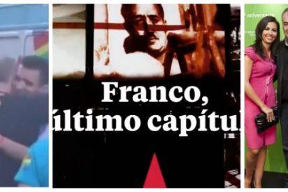 El matrimonio Ferreras se forra con la exhumación de Franco: 53.000 euros por un infumable documental en Telemadrid