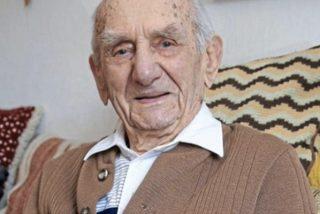 Fallece a los 114 años el hombre más longevo del mundo; prisionero durante la II Segunda Guerra Mundial