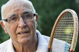 Fallece el ex tenista Andrés Gimeno a los 82 años