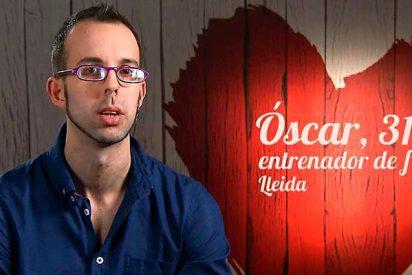 Oscar, el comensal de 'First Dates' que fue gigoló y añora esa época