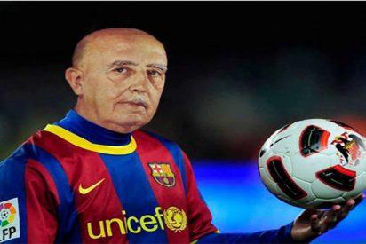 El Barça, que tanto quiso a Franco y que le lamió el c**o en vida, quita las distinciones al dictador 44 años después de su muerte