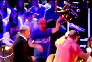 La caída de la cámara de una grúa, a punto de causar una tragedia en la gala de 'GH VIP'