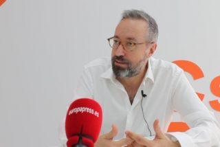 """Girauta: """"El voto de Arrimadas a favor de Sánchez fue solo para que no la calumniaran los medios del régimen"""""""
