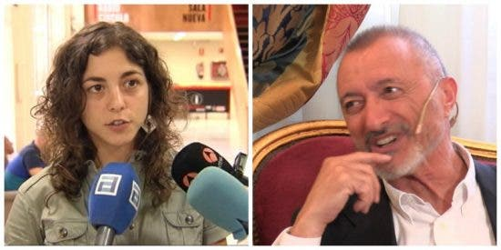 """Reverte trolea a una ex eurodiputada de Podemos tras llamarle misógino y machista: """"La veo floja, se le ha olvidado llamarme fascista"""""""