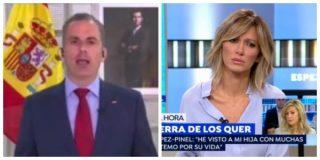 El Quilombo / Ortega Smith le para los pies a Griso tras soltar tres mentiras en 15 segundos: