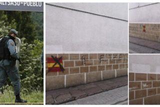 La Guardia Civil planta cara a los proetarras denunciando el repugnante acoso a sus hijos
