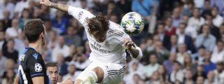 Champions (2-2): Un penoso y despistado Real Madrid empata frente al Brujas... y pudo ser peor