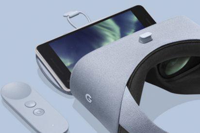 Google abandona la plataforma de realidad virtual Daydream y la cámara inteligente Clips