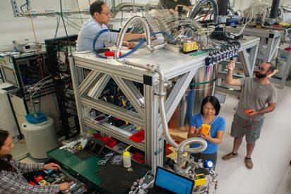 Google ha dado un paso de gigante hacia el ordenador cuántico