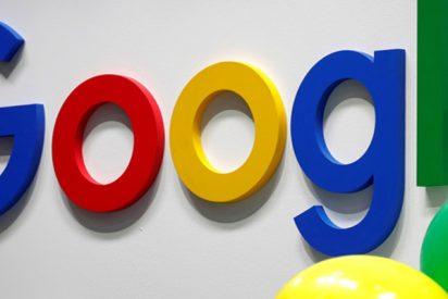 Google ya se prepara para Halloween montando un cementerio para sus servicios 'muertos' en una de sus sedes