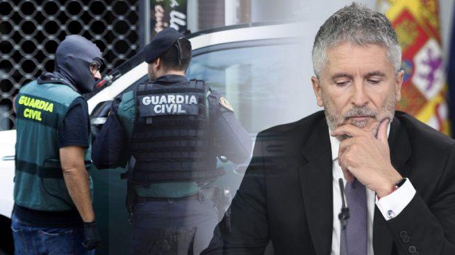 La Guardia Civil avisó a Marlaska de cuándo y cómo los fanáticos separatistas planeaban cortar la frontera y el ministro no hizo nada