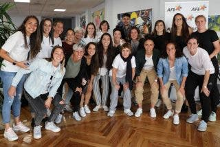 ¿Huelga de las futbolistas? 'Las chicas del balón' se sumerge en el convenio de las jugadoras de la Liga Iberdrola que sigue bloqueado
