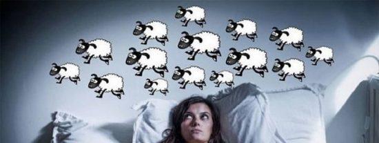 ¿Necesitas dormir pero tu mente sigue despierta? ¡Tips!