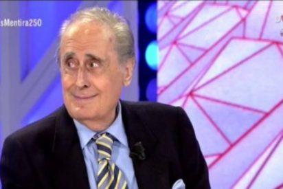 """El veterano Peñafiel da un respiro a la Reina Letizia y sale ahora con Fraga y la hija de Franco: """"Le dejó el trasero como un colador"""""""