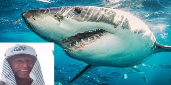 Este submarinista se salva tras luchar a brazo partido de un tiburón de 4,5 metros