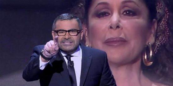 """Jorge Javier Vázquez: """"La Pantoja es una bomba de relojería, si lo cuento, España saltaría por los aires y se desconvocarían las elecciones"""""""