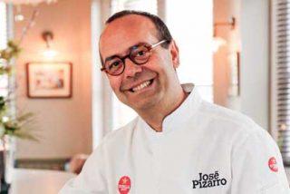 """El chef José Pizarro presentó """"Andalucía"""", una aventura gastronómica"""