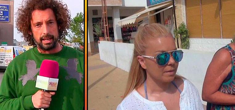 Maria Jose Campanario gana otra demanda a 'Sálvame' y uno de sus reporteros