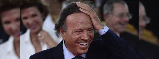 Julio Iglesias dice 'adiós' a la SGAE y se une a una entidad extranjera