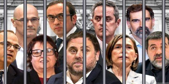 La Generalitat catalana reta de nuevo al Tribunal Supremo y saca a la calle a los golpistas presos