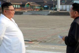 """Kim Jong-un ordena derribar, en su opinión los """"desagradables"""" edificios surcoreanos, situados en una zona turística conjunta"""
