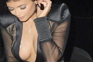 Kylie Jenner posa mojadita para esto…