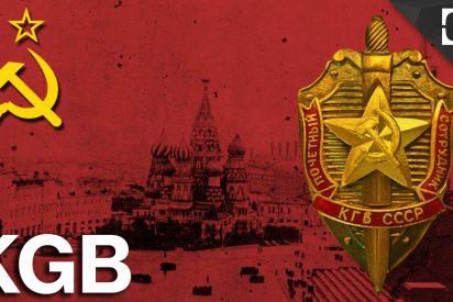 La historia de la KGB en menos de 5 minutos