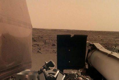 """La NASA detecta """"sonidos muy extraños"""" en Marte"""