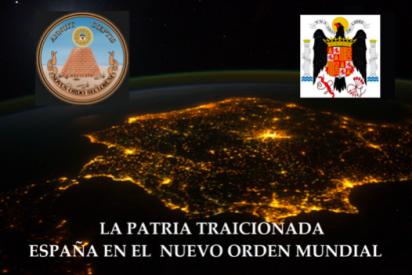"""Laureano Benitez Grande-Caballero: """"La Patria traicionada (España en el Nuevo Orden Mundial)"""""""