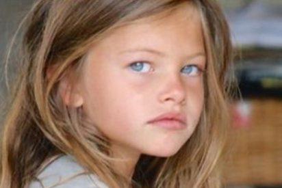La que fuera considerada como la 'niña más guapa del mundo' ha crecido, y ahora reaparece con 18 años en un anuncio junto a Óscar Casas