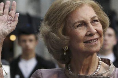 La impecable lección de estilo y saber estar de doña Sofía en los Premios Príncipe de Asturias