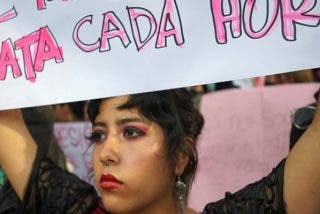 La justicia mexicana condena a 45 años de cárcel a un feminicida
