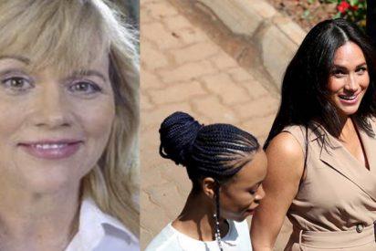 La media hermana de Meghan Markle, investigada por acosarla a ella y al príncipe Enrique a través de Internet
