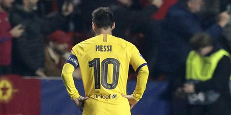 """Tomás Roncero se burla de Messi en 'El Chiringuito' tras el clásico y le llama: """"Chiquitito mirón"""""""