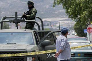 Las autoridades mexicanas confirman la muerte de 14 policías en una terrible emboscada