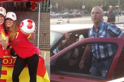 Condenados a penas de prisión simbólicas los fanáticos indepes que pegaron y robaron a dos chicas de Barcelona con la Selección