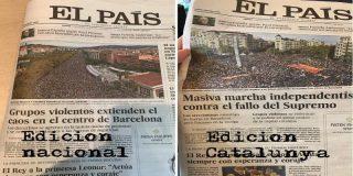 Cataluña: ¿A qué coño juega el diario 'El País'?