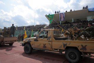 Las fuerzas kurdas comienzan a retirarse de las áreas acordadas por EE.UU. y Turquía