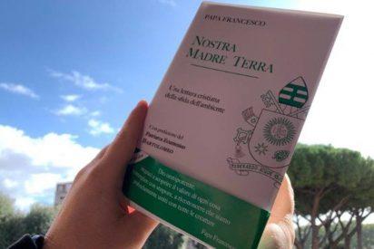 El Vaticano publica un libro del papa sobre la importancia de cuidar el medio ambiente